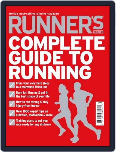 Runner's World Complete Guide to Running July 19th, 2010 Digital Back Issue Cover