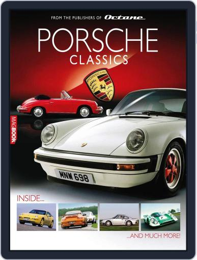 Porsche Classics February 22nd, 2011 Digital Back Issue Cover