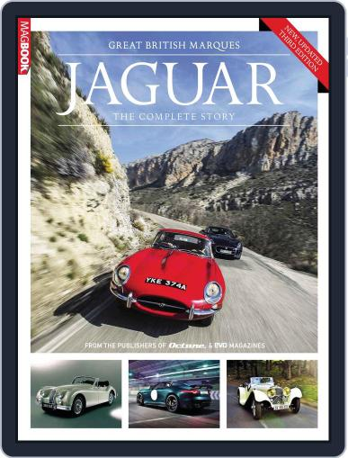 Jaguar: The Complete Story November 2nd, 2014 Digital Back Issue Cover
