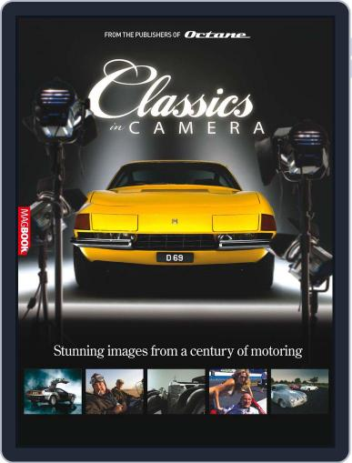 Classics in Camera June 6th, 2011 Digital Back Issue Cover