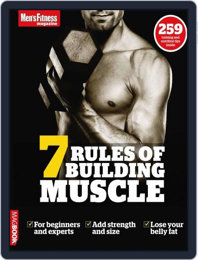 Men's Fitness 7 Rules of Building Muscle September 11th, 2011 Digital Back Issue Cover