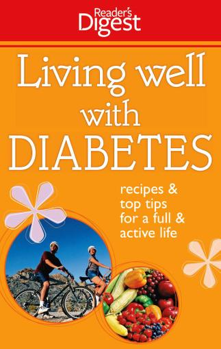 Reader's Digest Living Well With Diabetes October 20th, 2011 Digital Back Issue Cover