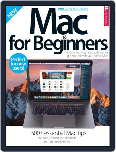 Mac For Beginners January 1st, 2017 Digital Back Issue Cover