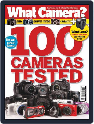 What Camera? July 17th, 2012 Digital Back Issue Cover