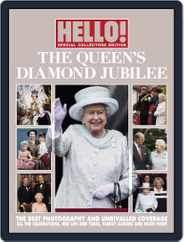 HELLO! Diamond Jubilee Souvenir Edition Magazine (Digital) Subscription August 8th, 2012 Issue