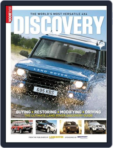 Landrover Discovery MagBook March 1st, 2013 Digital Back Issue Cover