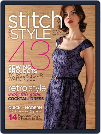 The Unofficial Downton Abbey Sews May 15th, 2013 Digital Back Issue Cover