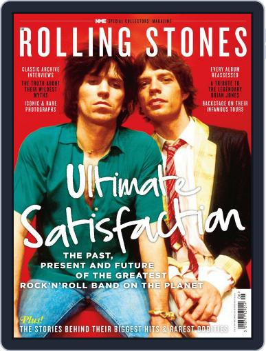 The Rolling Stones June 25th, 2013 Digital Back Issue Cover