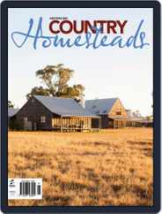 Australian Country Homesteads Magazine (Digital) Subscription March 16th, 2014 Issue