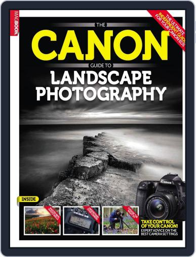 The Canon Guide to Landscape Photography May 22nd, 2014 Digital Back Issue Cover