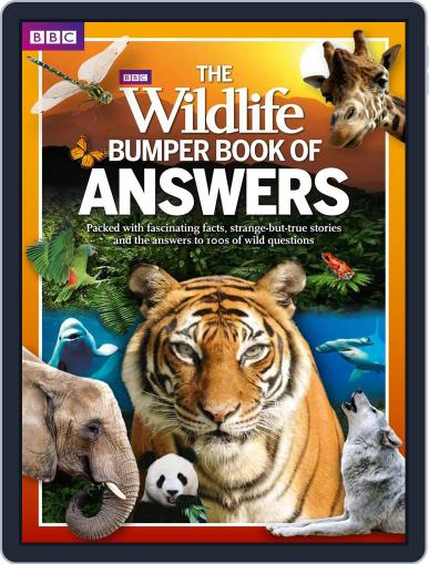 BBC Wildlife Bumper Book of Answers October 2nd, 2014 Digital Back Issue Cover