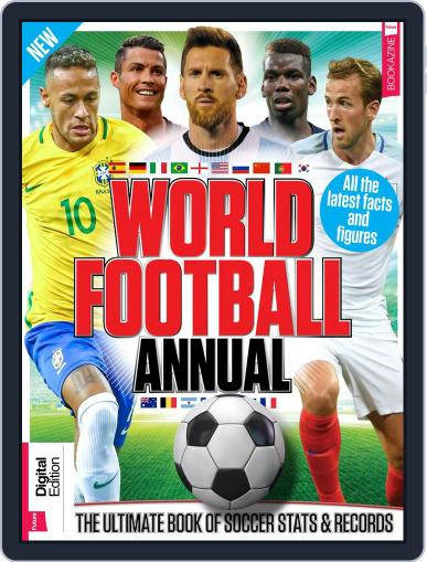 World Football Annual January 1st, 2018 Digital Back Issue Cover