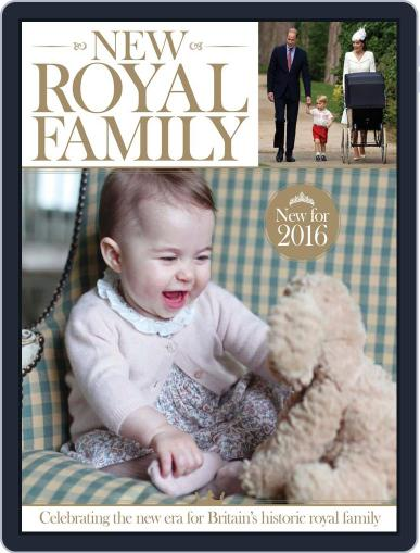 New Royal Family January 13th, 2016 Digital Back Issue Cover