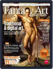 Fantasy Art Essentials Magazine (Digital) Subscription December 30th, 2014 Issue