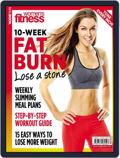 10 Week Fat Burn: Lose a Stone August 7th, 2015 Digital Back Issue Cover