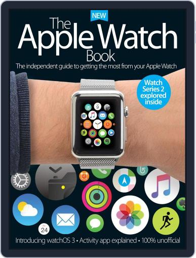 The Apple Watch Book October 1st, 2016 Digital Back Issue Cover