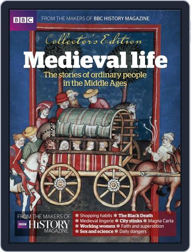 Medieval Life May 18th, 2016 Digital Back Issue Cover