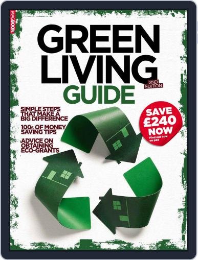 Green Living Guide February 18th, 2010 Digital Back Issue Cover