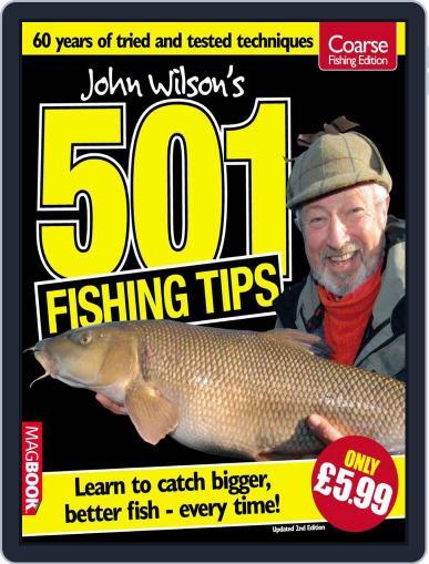 John Wilson's 501 Fishing Tips v.2 July 15th, 2010 Digital Back Issue Cover