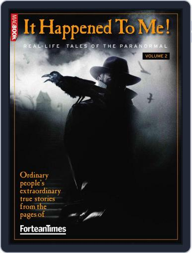 ForteanTimes: It Happened to Me vol.2 April 13th, 2011 Digital Back Issue Cover