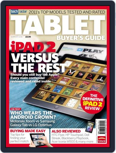 The Tablet Buyer's Guide June 9th, 2011 Digital Back Issue Cover
