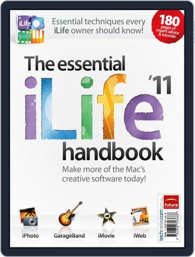 The iLife '11 Handbook July 1st, 2011 Digital Back Issue Cover