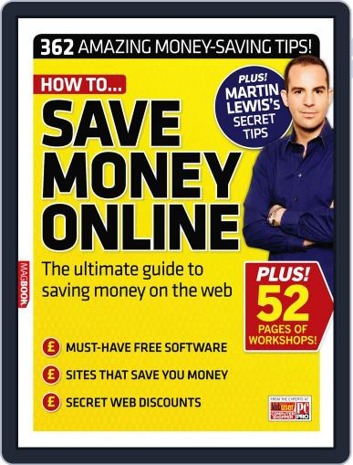 How to Save Money Online September 2nd, 2011 Digital Back Issue Cover