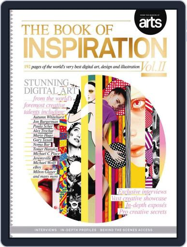 The Computer Arts Book of Inspiration Volume II September 2nd, 2011 Digital Back Issue Cover