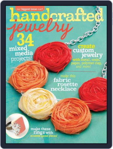 Handcrafted Jewelry September 26th, 2012 Digital Back Issue Cover