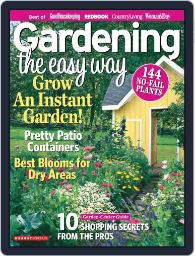 Gardening the Easy Way February 28th, 2012 Digital Back Issue Cover