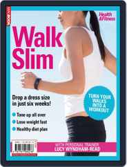 Health & Fitness Walk Slim Magazine (Digital) Subscription July 27th, 2012 Issue