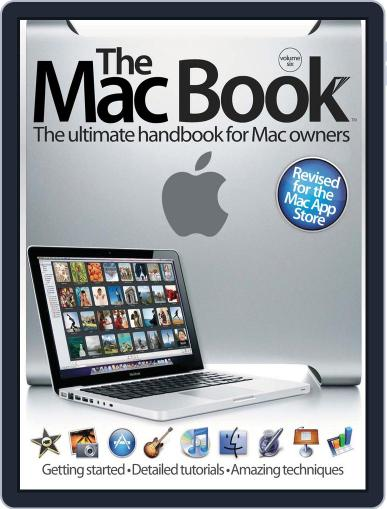 The Mac Book Vol 6 Revised Edition July 30th, 2012 Digital Back Issue Cover