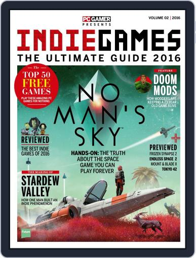 PC Gamer Specials (US Edition) September 1st, 2016 Digital Back Issue Cover