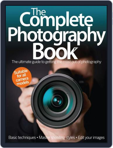 The Complete Photography Book July 23rd, 2014 Digital Back Issue Cover