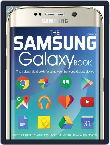 The Samsung Galaxy Book October 28th, 2015 Digital Back Issue Cover