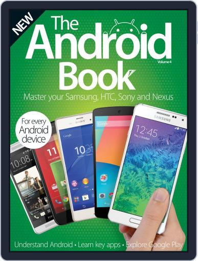 The Android Book October 1st, 2014 Digital Back Issue Cover