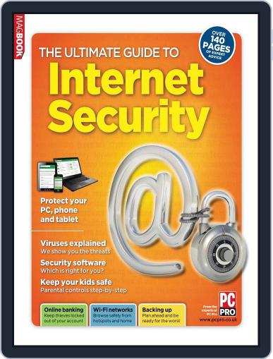 Ultimate Guide to Internet Security December 3rd, 2012 Digital Back Issue Cover