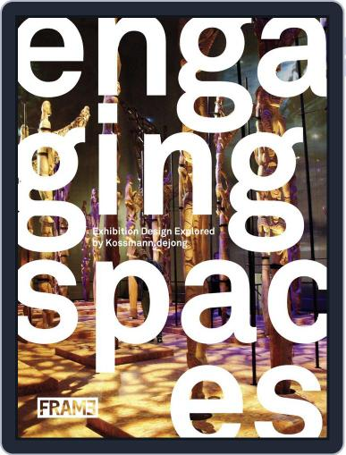 Engaging Spaces March 1st, 2013 Digital Back Issue Cover