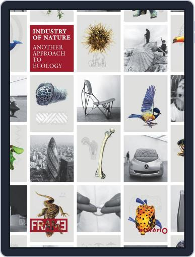 Industry of Nature March 26th, 2013 Digital Back Issue Cover