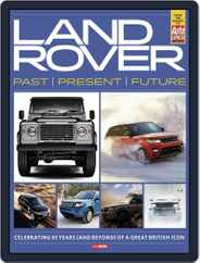 Landrover Past, Present and Future Magazine (Digital) Subscription May 13th, 2013 Issue