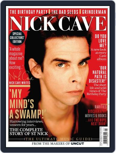 Nick Cave - The Ultimate Music Guide June 5th, 2013 Digital Back Issue Cover