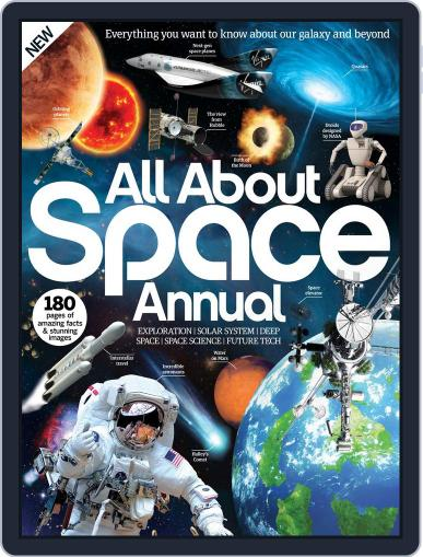 All About Space Annual November 1st, 2016 Digital Back Issue Cover