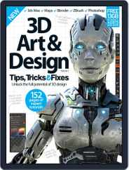 3D Art & Design Tips, Tricks & Fixes Magazine (Digital) Subscription January 1st, 2016 Issue
