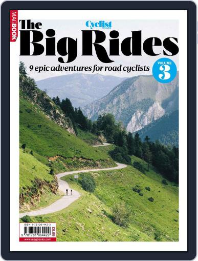 Cyclist: The Big Rides December 1st, 2015 Digital Back Issue Cover