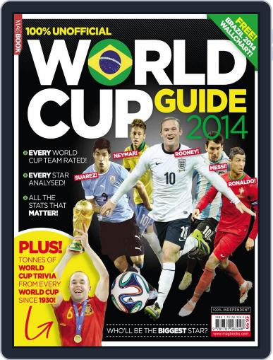 World Cup Guide 2014 May 22nd, 2014 Digital Back Issue Cover