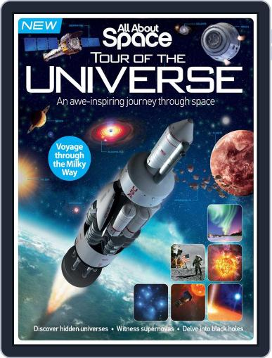 All About Space Tour of the Universe September 1st, 2016 Digital Back Issue Cover