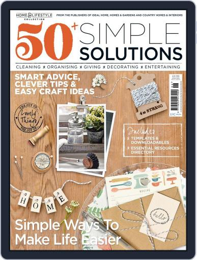 Simple Solutions September 5th, 2014 Digital Back Issue Cover