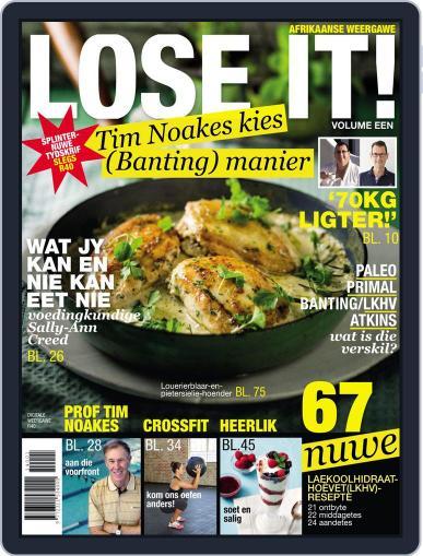LOSE IT! Die Afrikaans Uitgawe May 26th, 2014 Digital Back Issue Cover