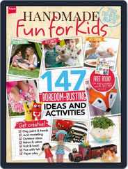 Handmade Fun for Kids Magazine (Digital) Subscription August 5th, 2014 Issue