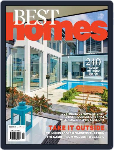 Best Homes April 29th, 2020 Digital Back Issue Cover